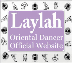 Laylah Oriental Dancer Official Website
